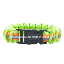 Multi Use Reflective Paracord Bracelet