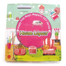 2015 newest hot selling composite magnetic toy