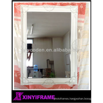 Wholesales Decorative Wall Antique Carved Wood Mirror Frames