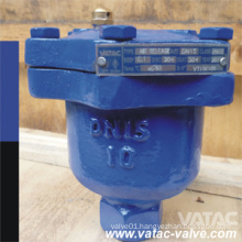 Vatac Cast Iron/Ductile Iron/Gg20/Gg25/Ggg40/Ggg50 Air Release Valve