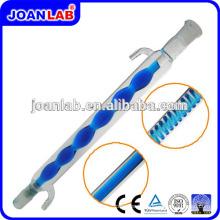 JOAN LAB Laboratoire Boro3.3 Tubes à condenseur en verre transparent