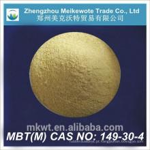 2-mercaptobenzotiazol (CAS n º: 149-30-4)