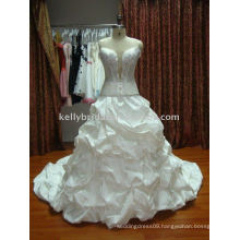 Sex Bustiers Ball Gown Wedding dresses-04486