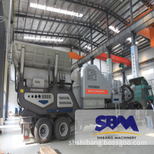 Most Popular Mobile Crusher, Mobile Crushing Equipment