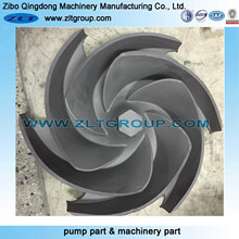 Titanium Pump Impeller 6X8-13 for ANSI Pump Parts