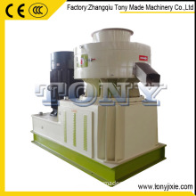 Tony Vertical Ring Die Machine for Make Pellet Wood