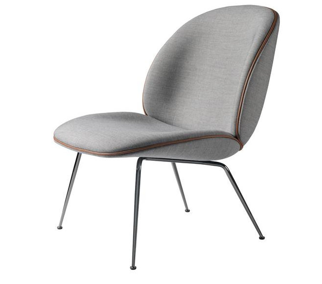 Replica gubi beetle chair de gamfratesi