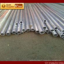 Tube rond en aluminium 6061 T6