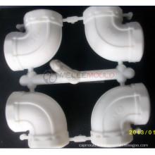 Moulage de tuyau de PPR moule / moule de mastic de tuyau en plastique (MOULE de MELEE -283)