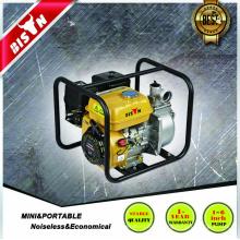 Bison Chine Zhejiang Pompe à eau électrique à haute pression à essence à 2 pouces pour usage agricole