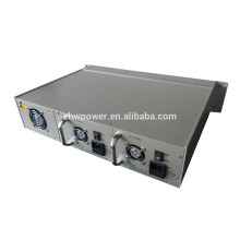 16-Slot Media Converter Chassis , Rack-mount Chassis fit for card fiber media converter