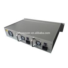 16-слотовый корпус Media Converter, шасси для монтажа в стойку