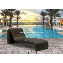 Garden Wicker Rattan Outdoor Patio Furniture Pool Sunlounger