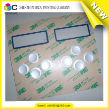 Customized waterproof polyester panel labels