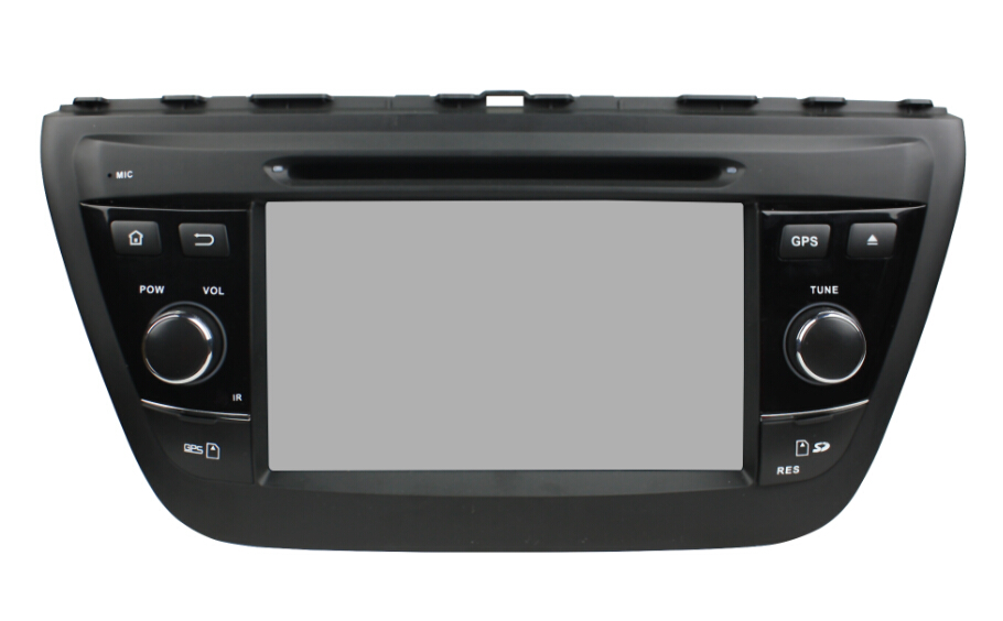 Car dvd player for Suzuki SX4 2014