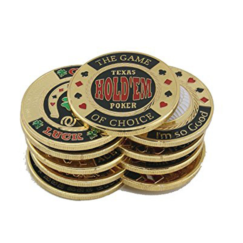 Guard Protector Poker Coin