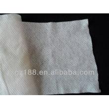 New spunlace machine, Dots Embossed Spunlace nonwoven fabric rolls