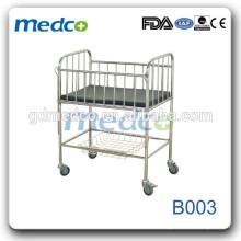 Medco B003 Günstige Babybett Krankenhaus Neugeborenes Babybett