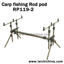 Varilla de aluminio de la pesca de la pesca de la carpa