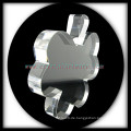 Vierblättriges Kleeblatt Kristall leer Crystal