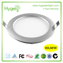High brightness dimmable ultra thin 18w round Led Panel light