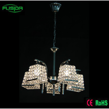 Five Lights Chandelier Lighting Tie Beads for Home Lighitng D-9715/5