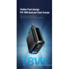 Cargador de pared USB MC-8770 de venta caliente