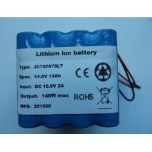 Niedrigtemperatur-Li-Ion 18650 Batteriepack 14.8v 10ah