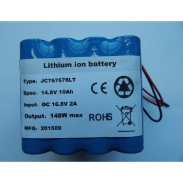 low temperature li-ion 18650 battery pack 14.8v 10ah