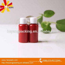Promotional cosmetic sample plastic atomizer bottles