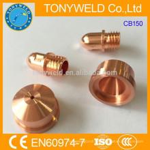 Cebora CP150 Luftplasmaschneidspitze und Elektrode