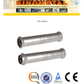 F304/316L Stainless Steel Press Fittings Slip Coupling