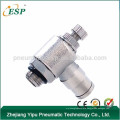 SC Speed Control Brass Metric Pneumatic Pipe Tube Fittings