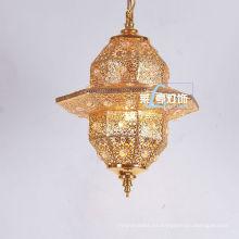 Zhongshan lampara colgante araña de cristal marroquí LT028