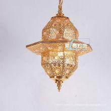 Чжуншань марокканский кулон кристалл люстра фонарь LT028