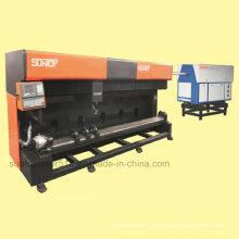 Laser-Schneidemaschine für runde Diebrett-Schneid- / Stanze-Brett-Laser-Ausschnitt-Maschine