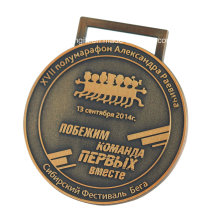 Russia Style Metal Medal for Advertisement