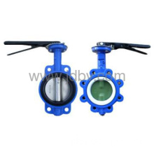 Soft Seal Butterfly Valve with CE/API/ISO/TUV