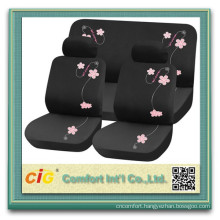 Cheap competitive price custom printed wholesale car seat cover