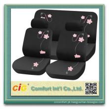Preço competitivo barato personalizado impresso por atacado tampa de assento do carro