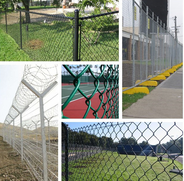 Chain Link Fence Type