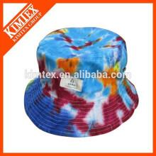 2015 Nuevo Diseñado Venta al por mayor Personalizada Sombreros Baratos Cubo