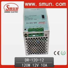 120W 12VDC DIN-Rail Single Output Switching Power Supply