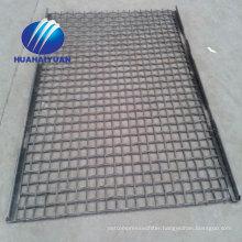 High Quality vibrating screen mesh Heavy Duty quarry mesh stone Crimped crusher mesh