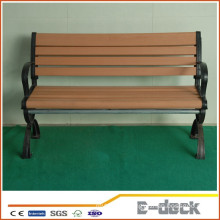 Anti framing eco friendly sanding surface wood plastic composite WPC chair