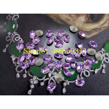 Point Back Crystal Stones Fancy Rhienstones for Wholesale
