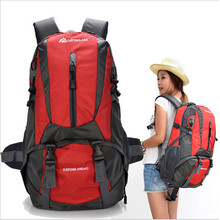 Green Leisure Convenient Travelling Bags Backpack
