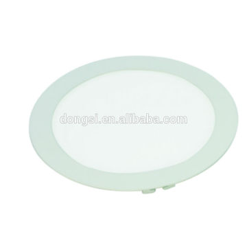 New design 12w 15w 18w round led panel light for office
