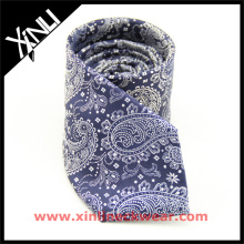 Benutzerdefinierte Mens Perfect Neck Knot passende Brautjungfern Kleid Farben Seide Paisley Man Krawatten