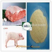Additif pour l'alimentation des porcs en croissance